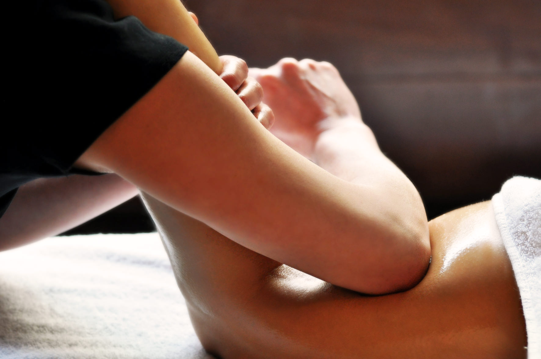 Deep tissue and sport massage