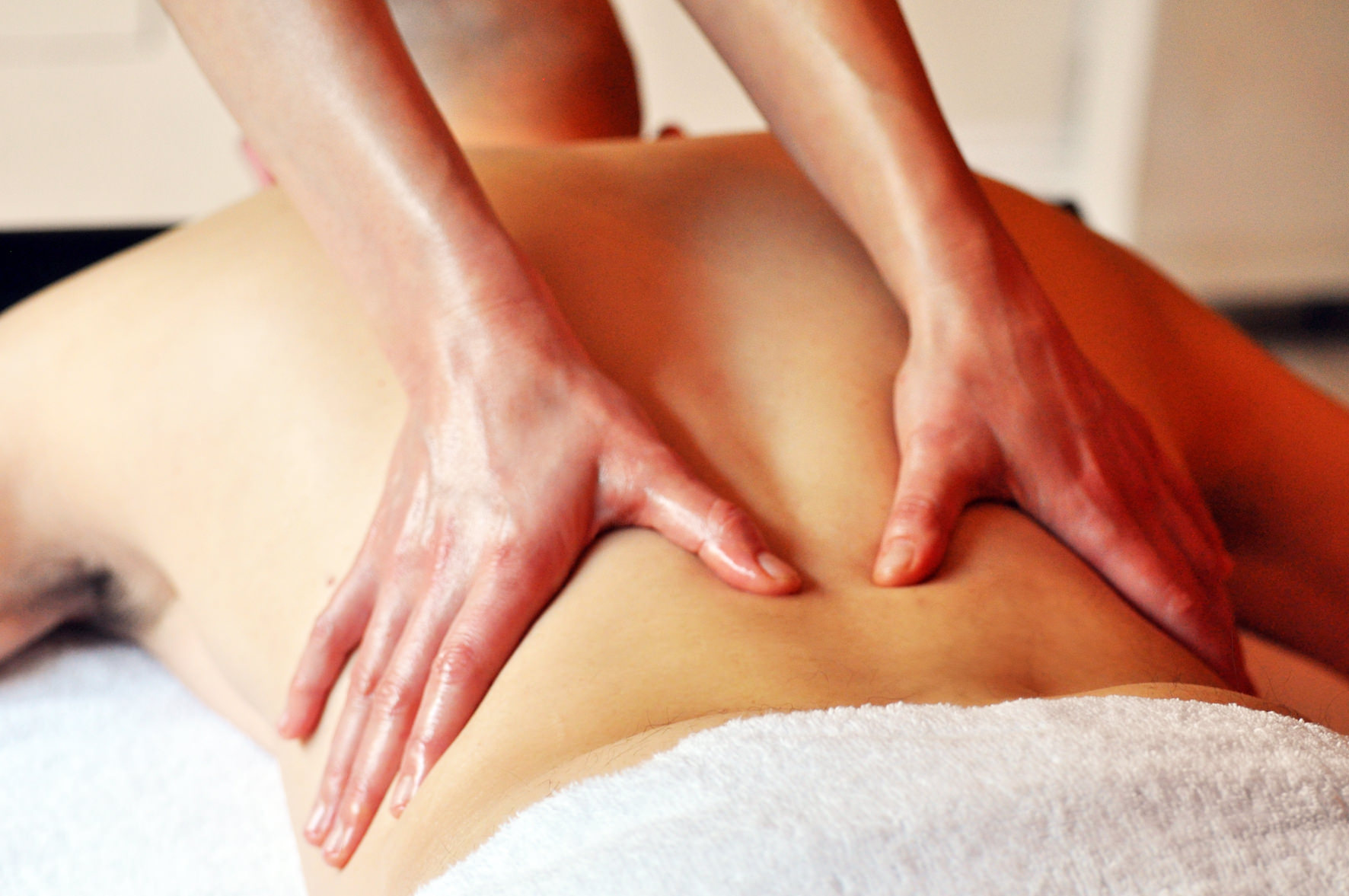 Swedish and holistic massage